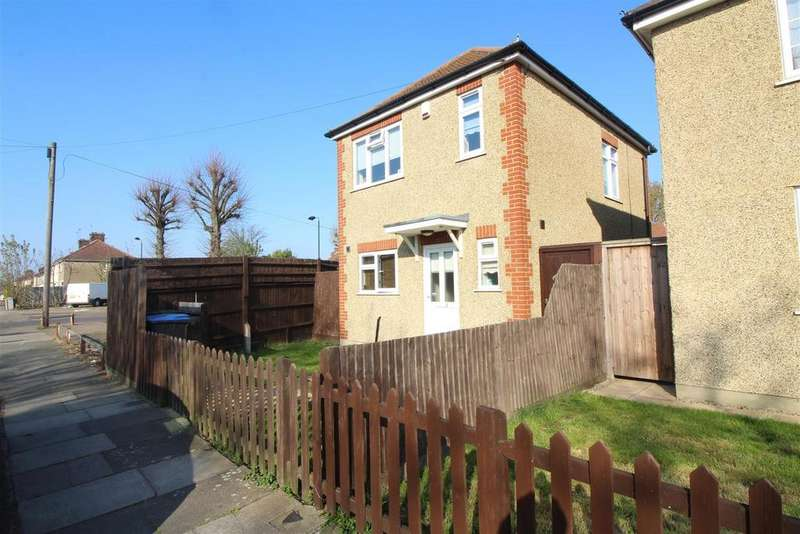 3 Bedrooms Detached House for sale in Redlands Road, Enfield