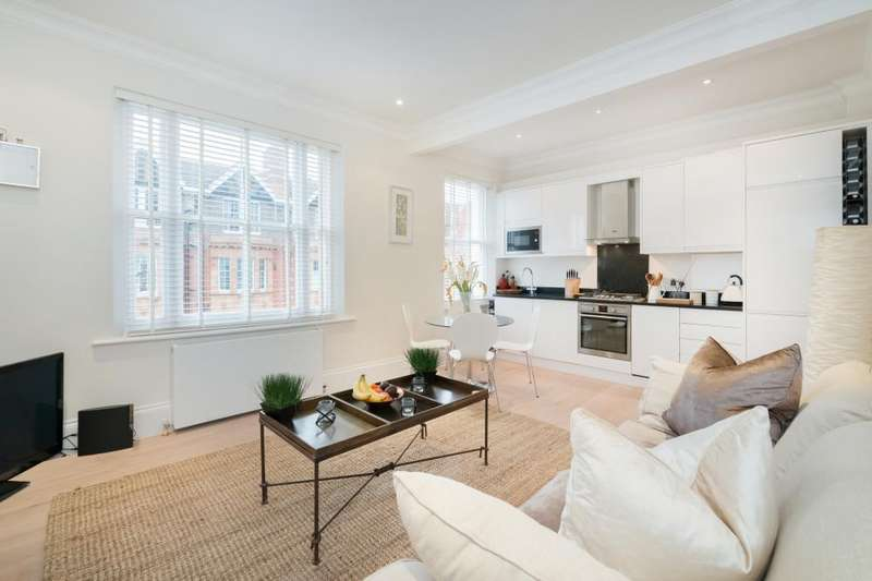2 Bedrooms Flat for sale in Cromwell Crescent, Earls Court, SW5