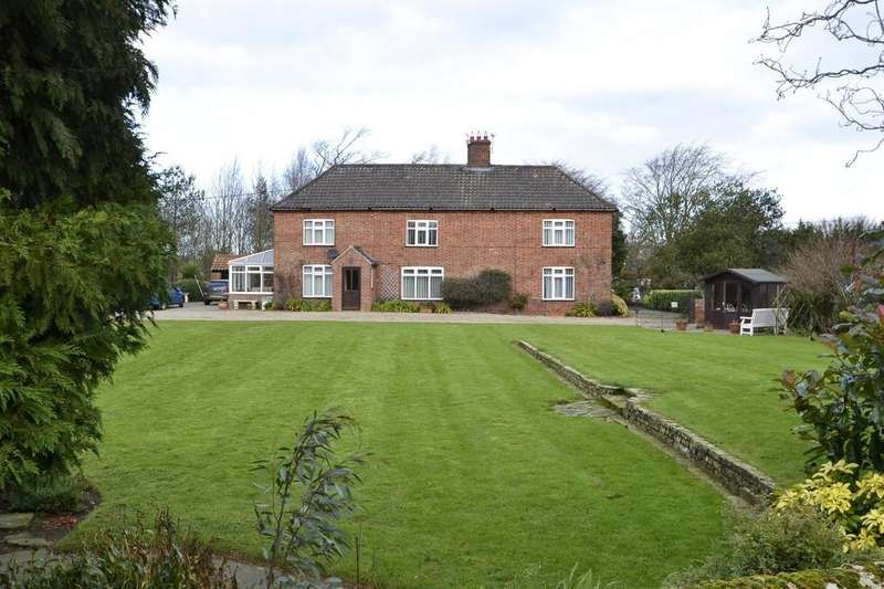 5 Bedrooms Detached House for sale in Marsham, Norwich, Norfolk