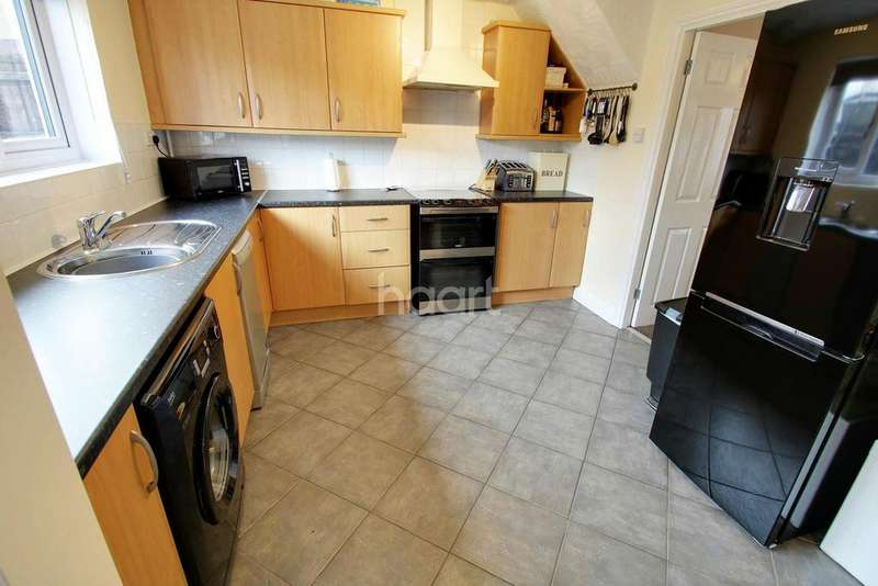 3 Bedrooms End Of Terrace House for sale in Epping Way, Leicester