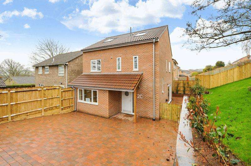 4 Bedrooms Detached House for sale in Copford Lane, Long Ashton