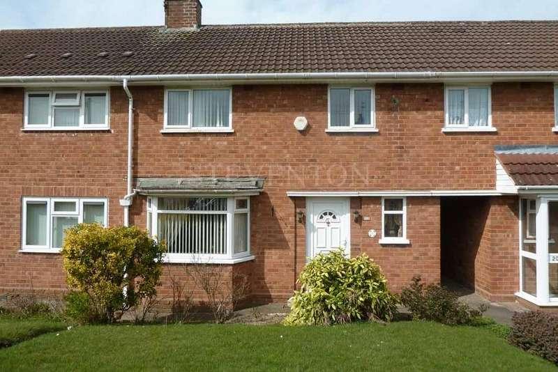 2 Bedrooms Terraced House for sale in Kemberton Road, Finchfield, Wolverhampton, WV3