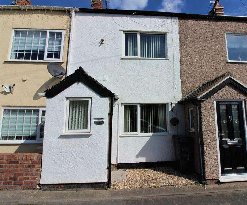 2 Bedrooms Terraced House for sale in Chester Road, Flint
