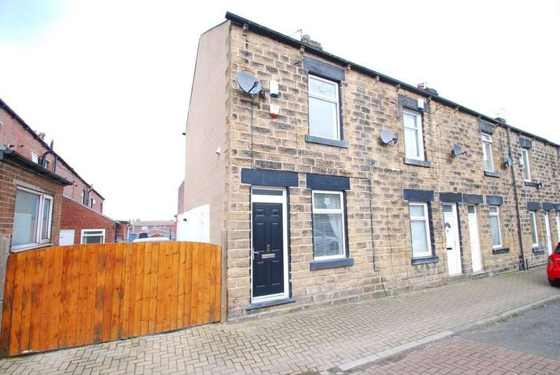 2 Bedrooms End Of Terrace House for sale in Wall Street, Barnsley S70