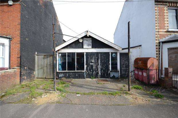Land Commercial for sale in Queens Road, Caversham, Reading