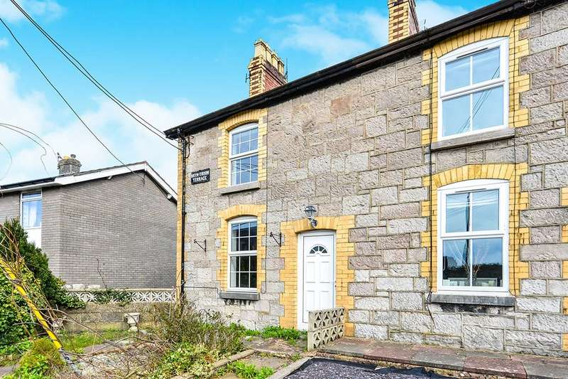 2 Bedrooms Terraced House for sale in Bryntirion Terrace, Abergele, LL22
