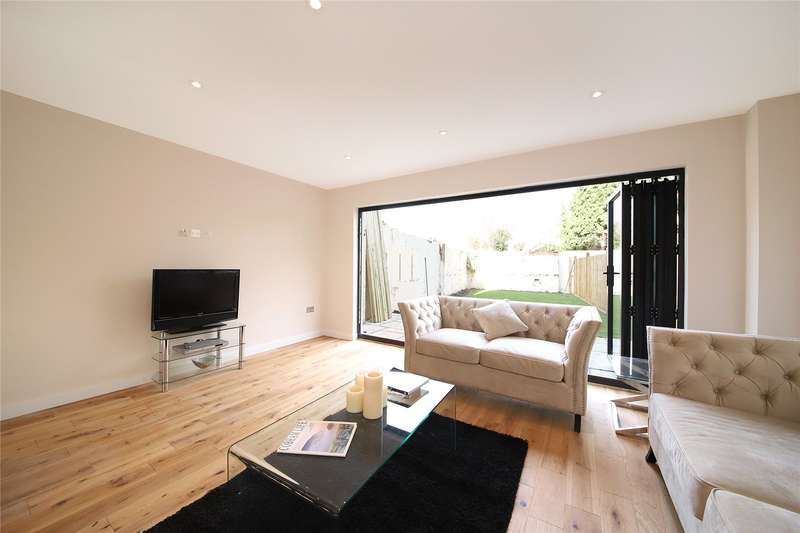 4 Bedrooms Detached Bungalow for sale in River View Mews, Wandle Mill, Croydon