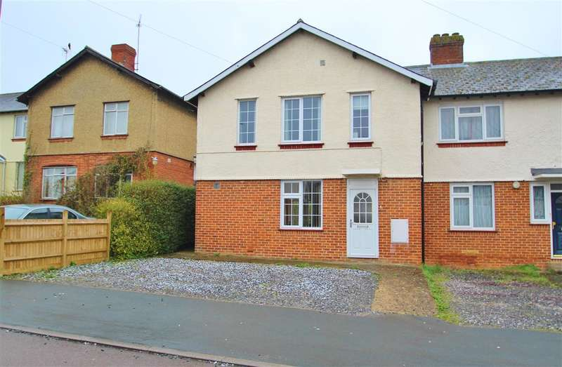 3 Bedrooms End Of Terrace House for sale in Bourtonville, Buckingham