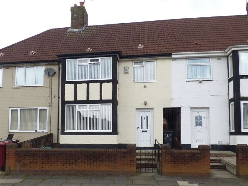 3 Bedrooms Terraced House for sale in Layford Road, Huyton, Liverpool