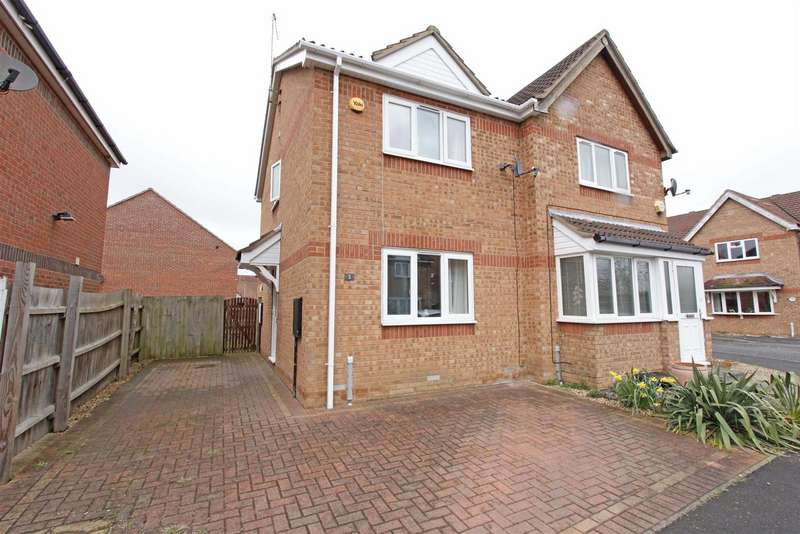 2 Bedrooms Detached House for sale in Aveland Close, Bourne
