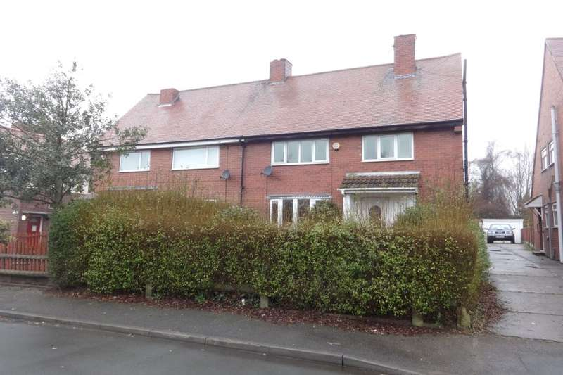 3 Bedrooms Semi Detached House for sale in Henry Avenue, Havercroft, Wakefield, WF4