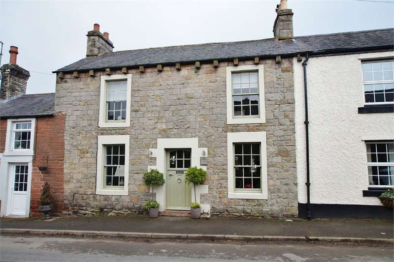 2 Bedrooms Cottage House for sale in CA8 9LT Castle Carrock, Brampton, Cumbria