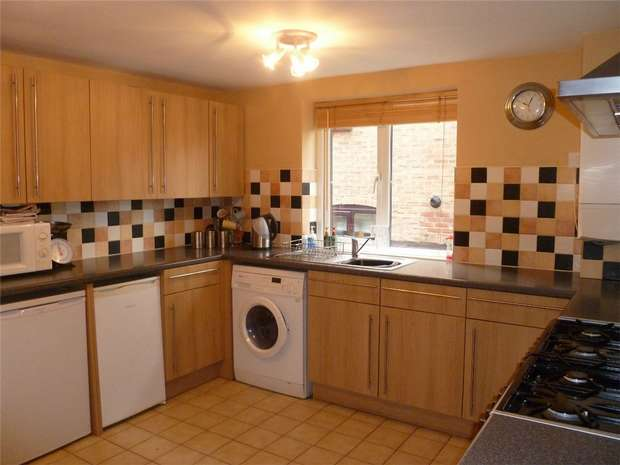 4 Bedrooms Terraced House for sale in Riverside Court, Red Lane, Tewkesbury, Gloucestershire