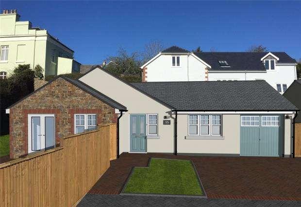 3 Bedrooms Detached Bungalow for sale in Tuckers Brook, Modbury, Ivybridge