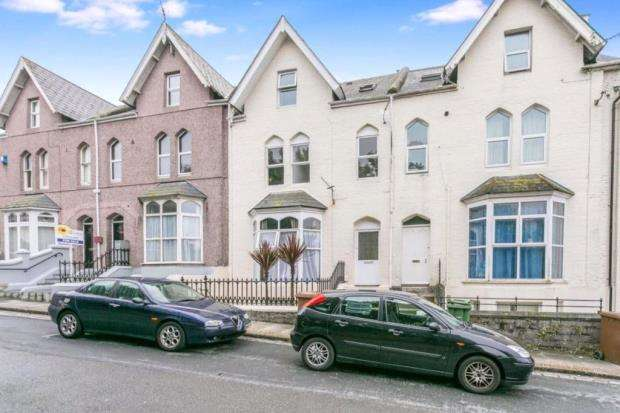 1 Bedroom Flat for sale in Napier Terrace, Plymouth, Devon