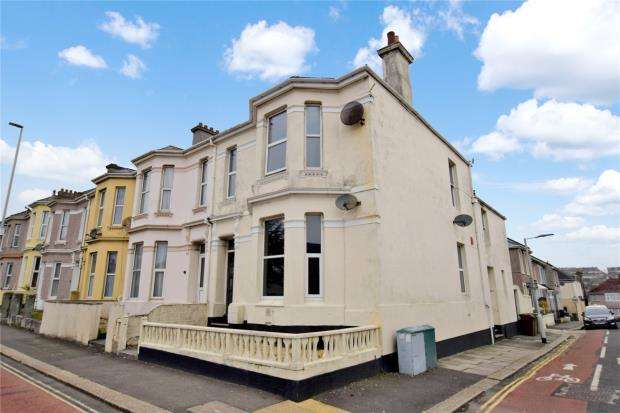 2 Bedrooms Flat for sale in Embankment Road, Plymouth, Devon