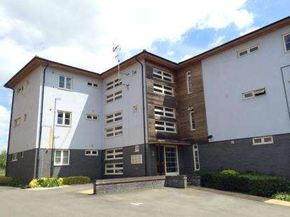 2 Bedrooms Flat for sale in Newington Gate, Ashland, Milton Keynes