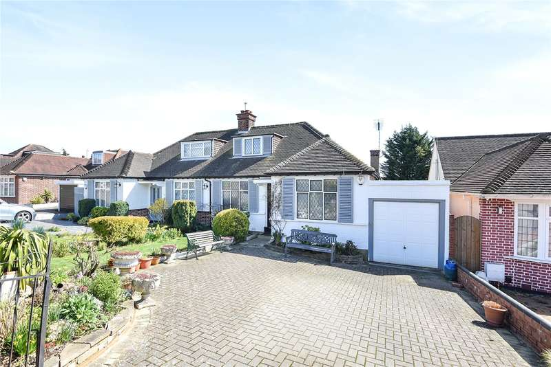2 Bedrooms Semi Detached Bungalow for sale in Stanley Road, Northwood, Middlesex, HA6