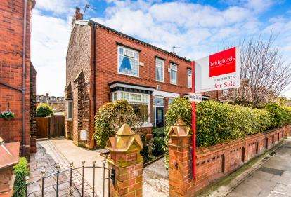 4 Bedrooms Semi Detached House for sale in Manchester Road, Denton, Manchester, Greater Manchester