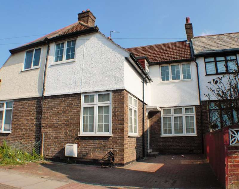 3 Bedrooms House for sale in Topsham Road, Tooting, London, SW17 8SP