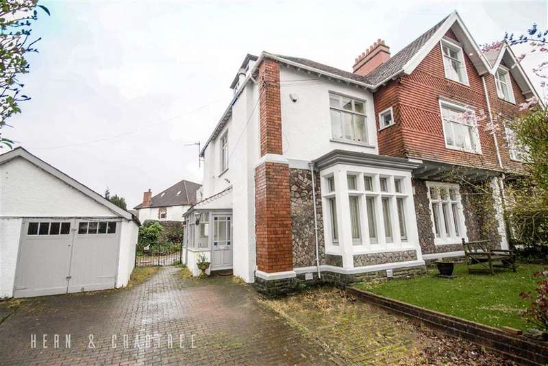 3 Bedrooms Apartment Flat for sale in Waungron Road, Llandaff, Cardiff