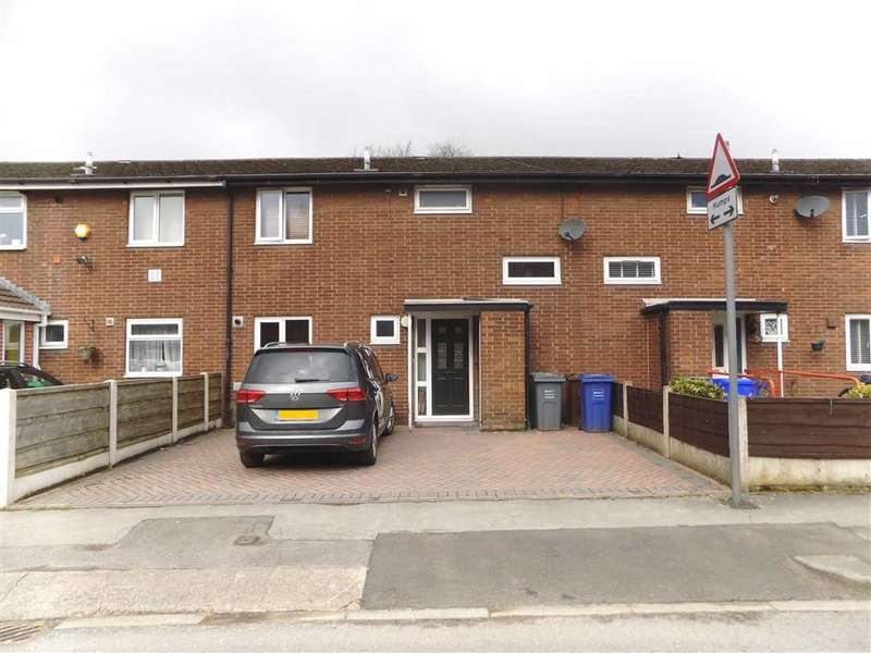 4 Bedrooms Terraced House for sale in Blackwin Street, West Gorton, Manchester