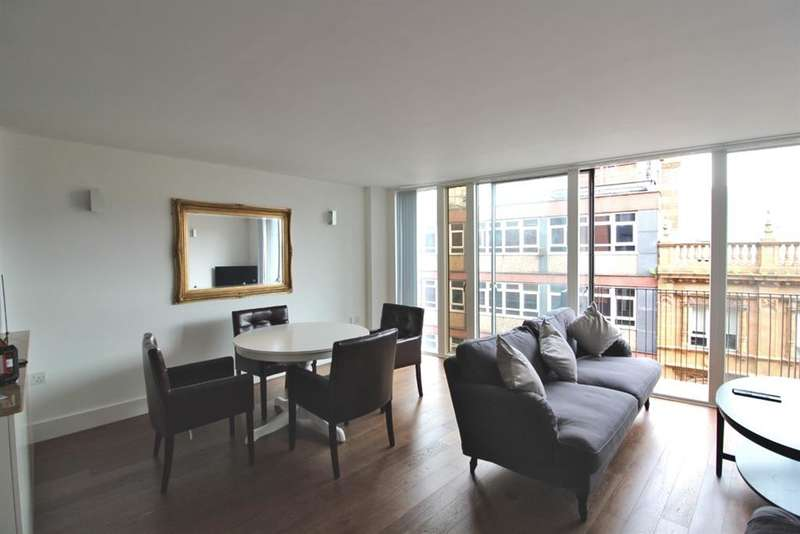 2 Bedrooms Apartment Flat for sale in 3 Regent Street, City Centre, Sheffield, S1 4DA