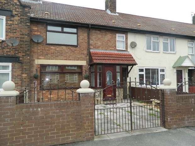 3 Bedrooms Terraced House for sale in Snowberry Road, Liverpool, L14