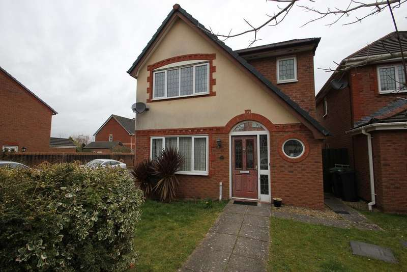 3 Bedrooms Detached House for sale in Verallo Drive, Cardiff, CF11