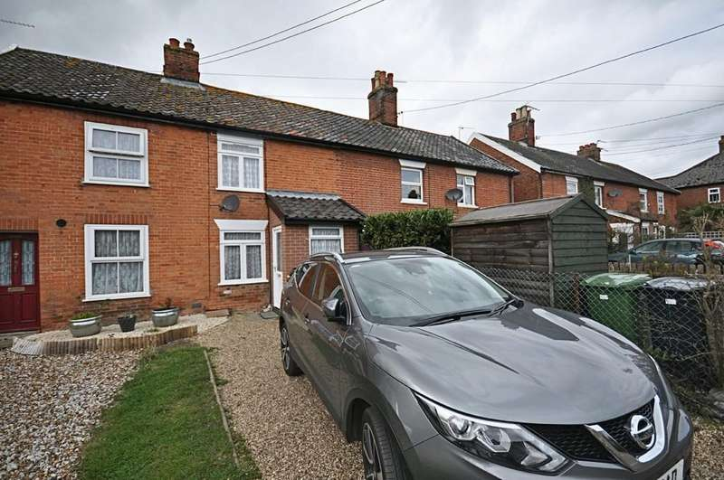 2 Bedrooms Terraced House for sale in Heywood Road, Diss