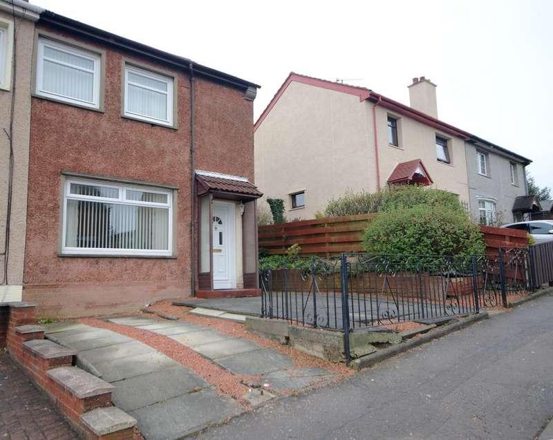 2 Bedrooms Semi Detached House for sale in 3 Douglas Road, Boness EH51