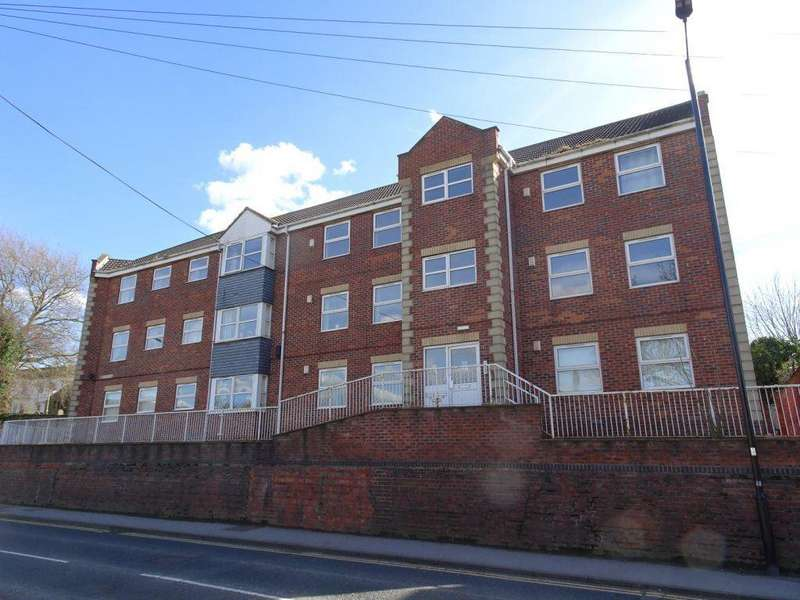 2 Bedrooms Apartment Flat for rent in Laburnham House, Wath Upon Dearne, Rotherham