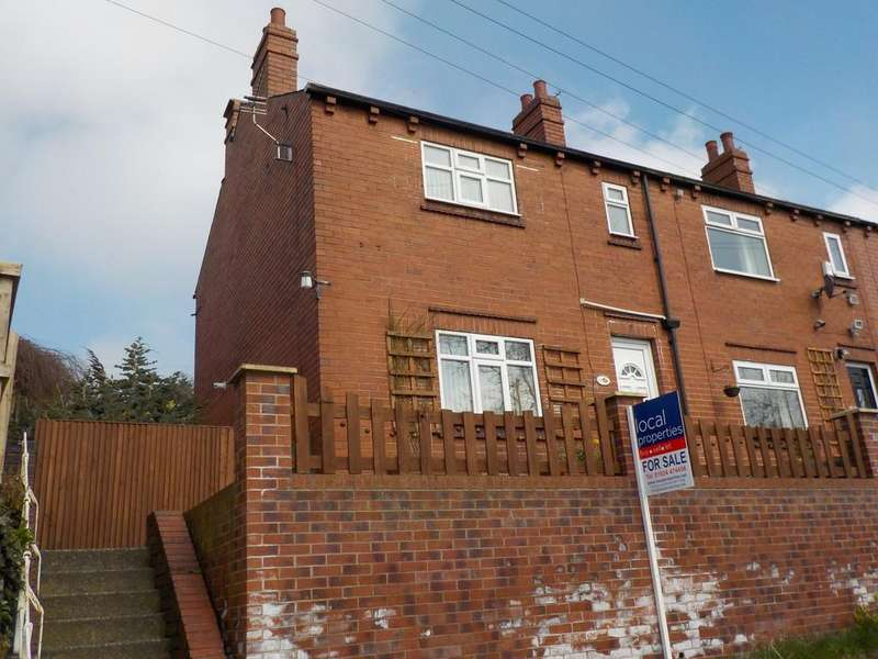 2 Bedrooms Town House for sale in Oaks Road, Soothill, Batley