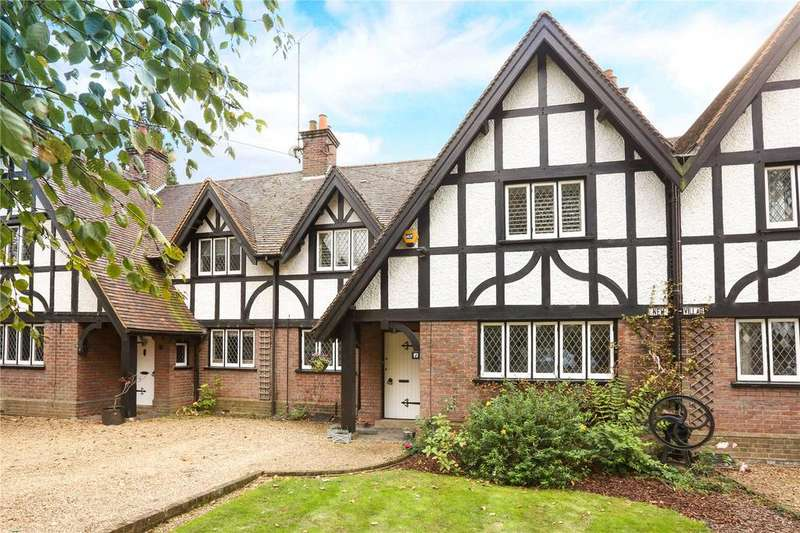 3 Bedrooms Terraced House for sale in New Villas, Tring Station, Tring, Hertfordshire, HP23