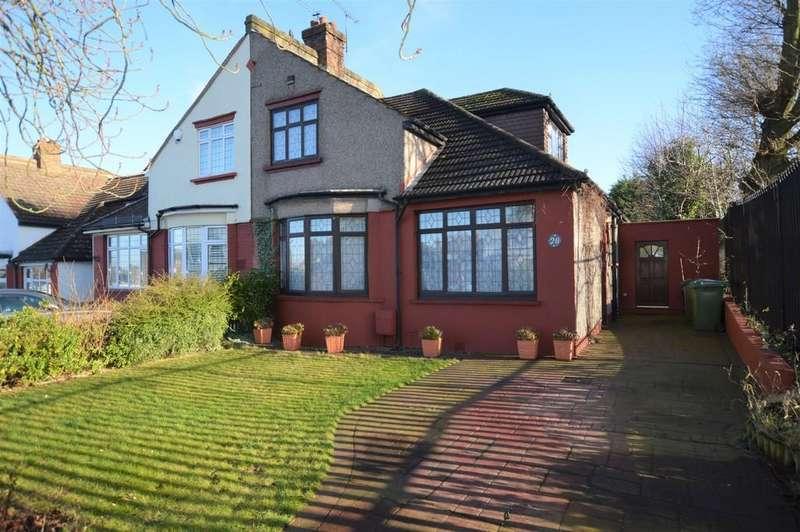 3 Bedrooms Chalet House for sale in Glenesk Road, Eltham Park SE9
