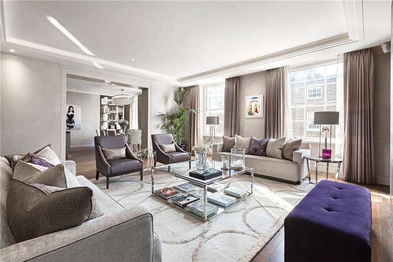 3 Bedrooms Flat for sale in New Cavendish Street, London, W1G