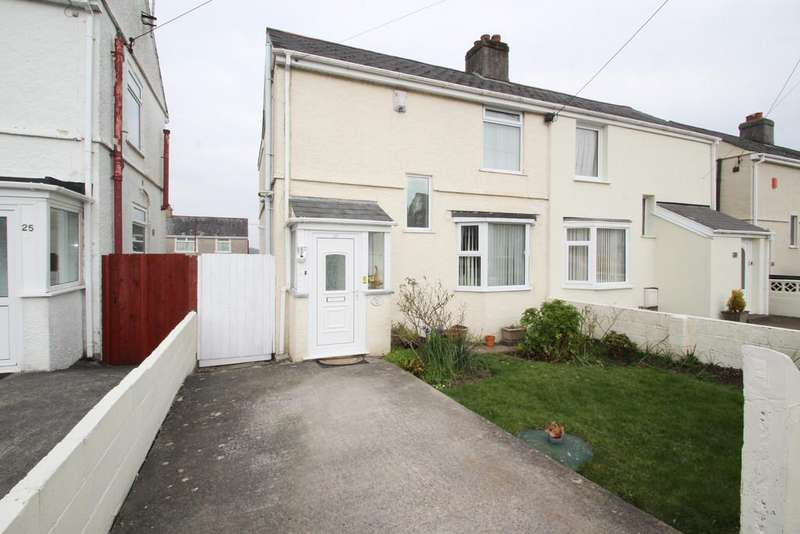 3 Bedrooms Semi Detached House for sale in Queens Road, Higher St. Budeaux