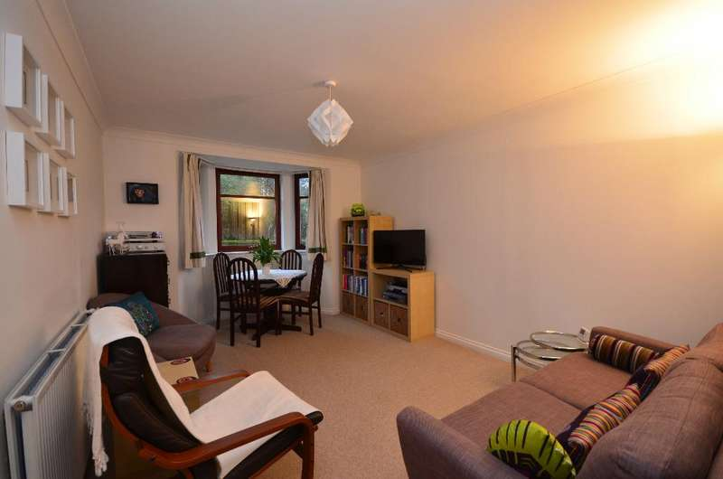2 Bedrooms Flat for sale in Ferry Road, Flat 0/2, Yorkhill, Glasgow, G3 8QL