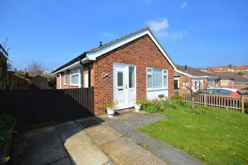 2 Bedrooms Detached Bungalow for sale in Downside, Folkestone