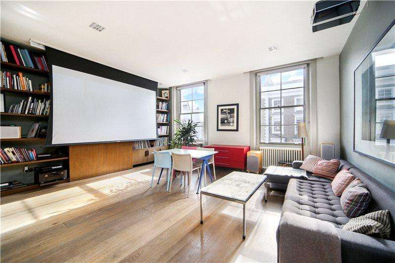 3 Bedrooms Maisonette Flat for sale in Durham Terrace, London, W2