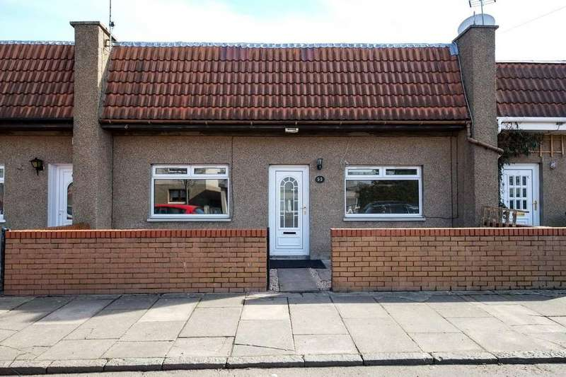3 Bedrooms Terraced Bungalow for sale in 5/3 Delta Road, Musselburgh, EH21 8EX