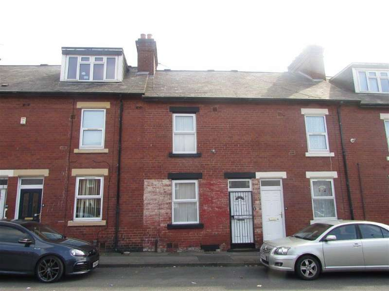 2 Bedrooms Terraced House for sale in Dent Street, Leeds, LS9 8PQ