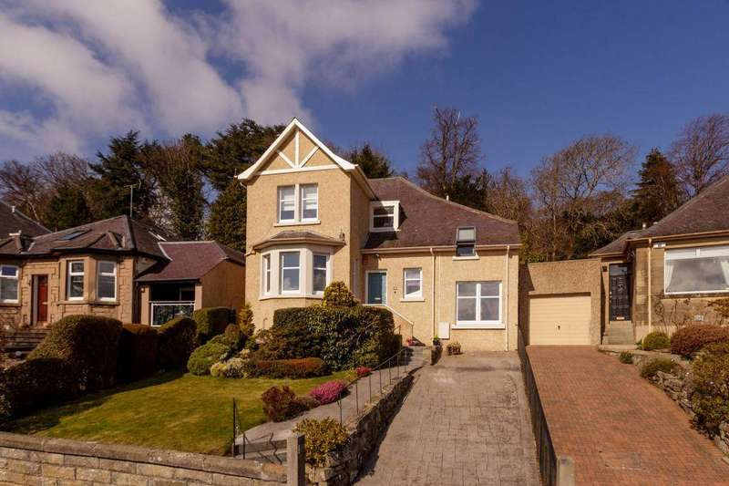 5 Bedrooms Detached House for sale in 34 Belmont Gardens, Edinburgh, EH12 6JD