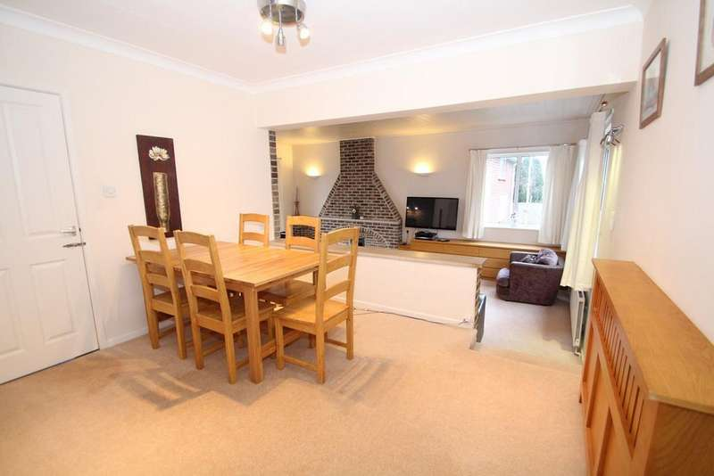 4 Bedrooms Bungalow for sale in Debenham Road, Stonham Aspal, Stowmarket, IP14