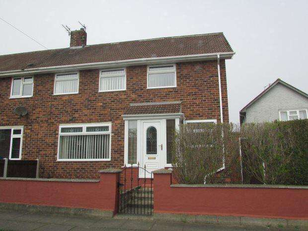 3 Bedrooms Semi Detached House for sale in DUNOON ROAD, OWTON MANOR, HARTLEPOOL