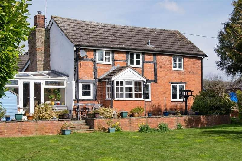3 Bedrooms Detached House for sale in Almeley, Herefordshire