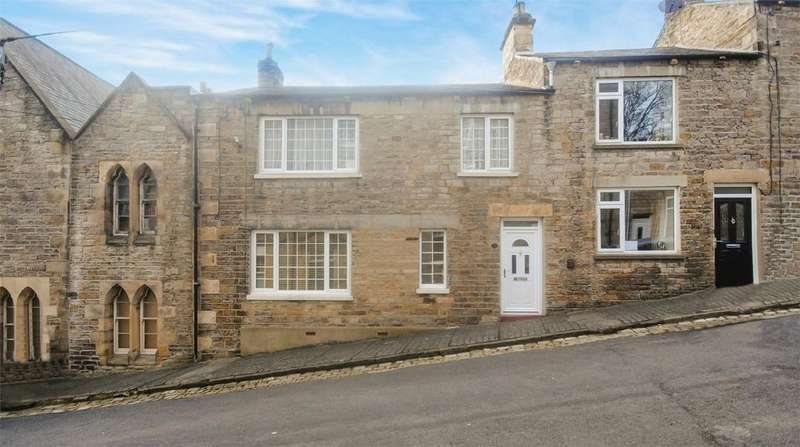 3 Bedrooms Terraced House for sale in Martin Street, Stanhope, Bishop Auckland, County Durham