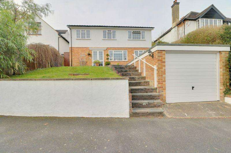4 Bedrooms Detached House for sale in Purley Bury Avenue, Purley