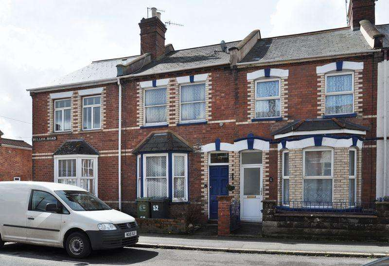 2 Bedrooms Terraced House for sale in Buller Road, Exeter