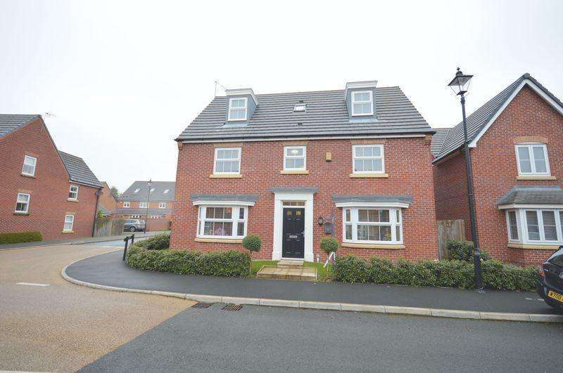 5 Bedrooms Detached House for sale in Maisemore Fields, Widnes
